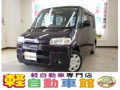 タントR ターボ ABS 4WD