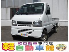 キャリイトラックKU マニュアル車 4WD