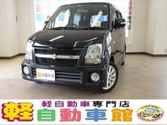 ワゴンRRR−Sリミテッド ターボ ABS 4WD
