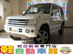パジェロミニアクティブフィールドエディション ターボ ABS 4WD