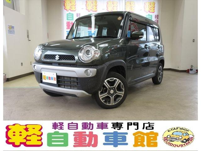 スズキ X ナビTV ABS レーダーB アイドルストップ 4WD