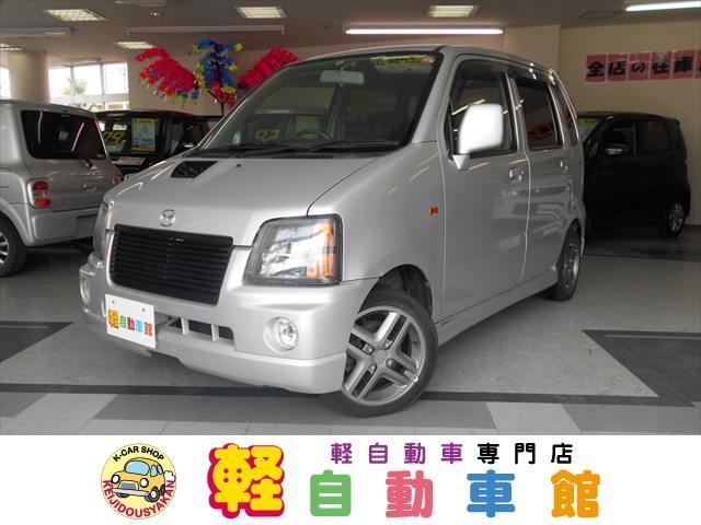 マツダ RR-Fターボ ABS HID 4WD
