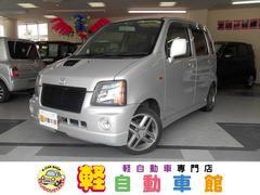 AZワゴンRR−Fターボ ABS HID 4WD