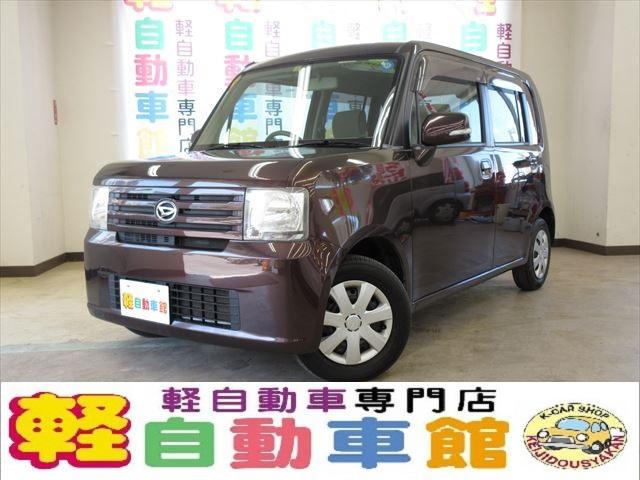 ダイハツ X 社外メモリーナビ TV ABS スマキー 4WD