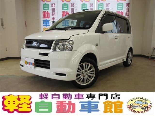 三菱 サウンドビートエディション R ターボ ナビTV 4WD