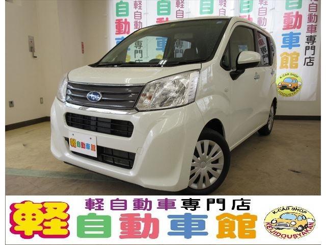 スバル L メモリーナビ ABS エコアイドル 4WD
