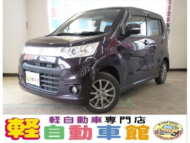 スズキ X ナビTV ABS アイドルストップ スマキー 4WD