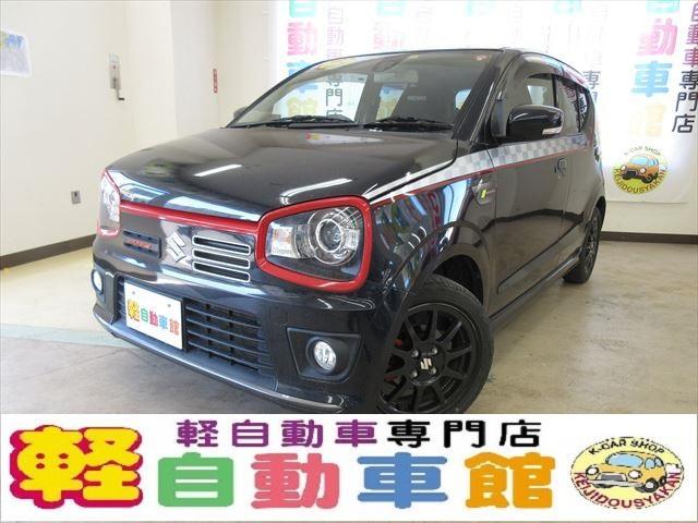スズキ ベースグレード ターボ ナビ・TV ABS スマキー 4WD
