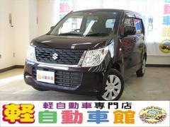 ワゴンRFX ナビ・TV ABS エネチャ アイドルSTOP 4WD