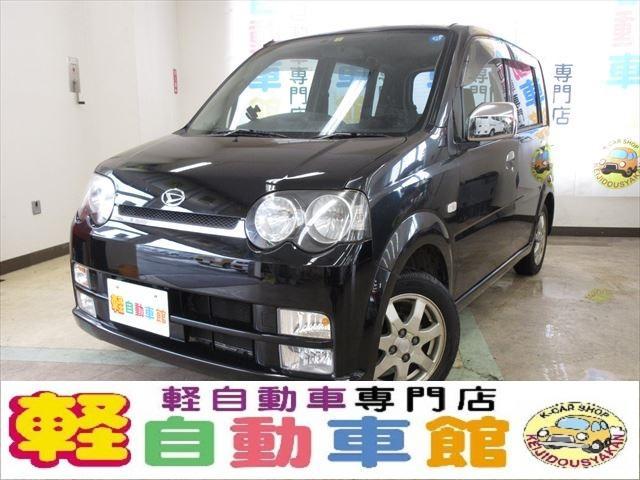 ダイハツ カスタム X ABS マニュアル車 4WD