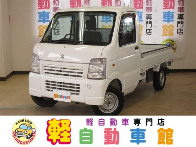 スズキ キャリイトラック KCエアコン・パワステ マニュアル車 4WD
