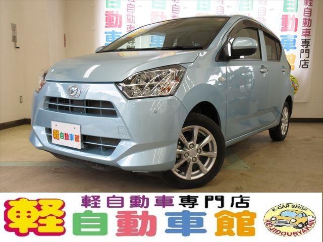 ダイハツ G SAIII ABS スマアシ エコアイドル 4WD
