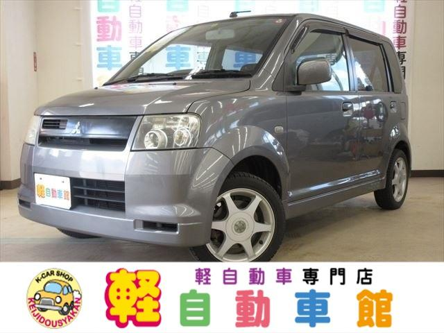 三菱 eKスポーツ R ターボ ABS 4WD
