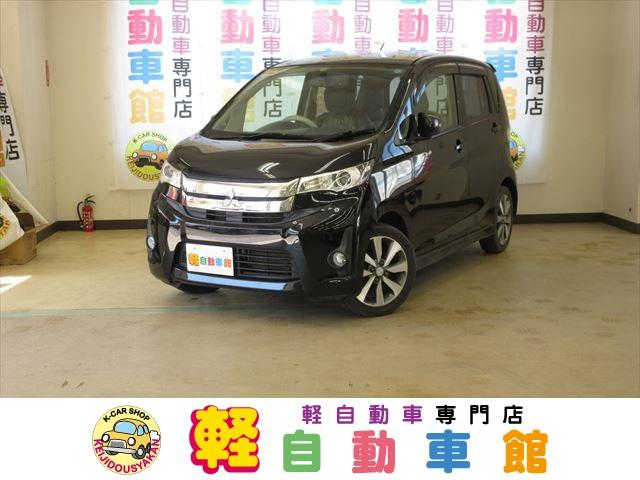 三菱 T ターボ ナビTV ABS スマキー 4WD