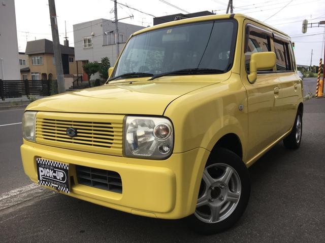 スズキ X4WD・キーレス・車検32年9月まで走行・84500Km