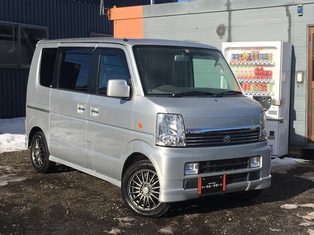 スズキ 4WD キーレス シートヒーター ナビ TV CD