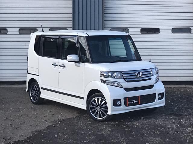 ホンダ G・ターボパッケージ TV ナビ 軽自動車 ETC CVT
