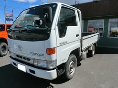 トヨエース低床 ディーゼル 4WD