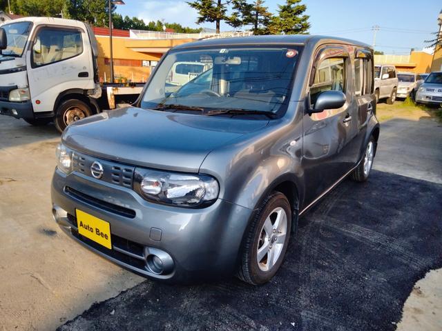 日産 キューブ 15X FOUR Mセレクション 4WD ナビ TV ETC