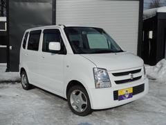 ワゴンRFX AT 4WD ABS キーレス 鑑定車輌 夏冬タイヤ付