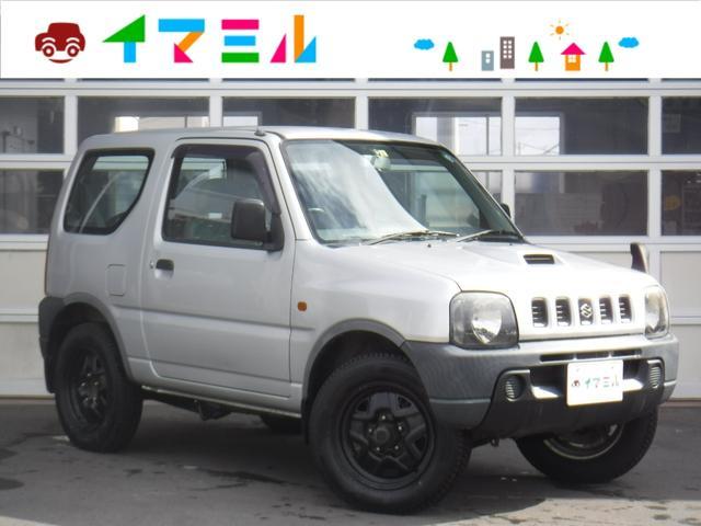 スズキ XA I/Cターボ 駆動切替 背面タイヤ