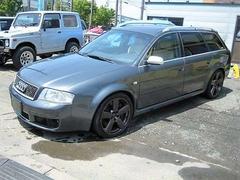 アウディ RS6アバント 4WD DVDナビ サンルーフ 本革シート