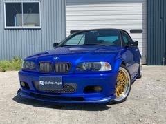 BMW330Ciカブリオーレ MスポーツPKG 黒革 ETC