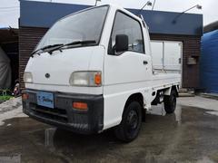 サンバートラックトラック660SDX三方開 4WD