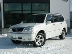グランドエスクード2.7 4WD 寒冷地仕様・37000km・新品ナビTV