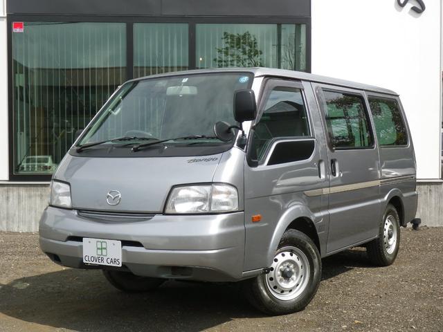 マツダ GL低床 4WD 5名本州車輌・1年保証付き・夏冬タイヤ付き