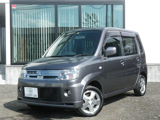 三菱 T 4WD ターボ・社外ナビTV・本州車輌・1年保証付