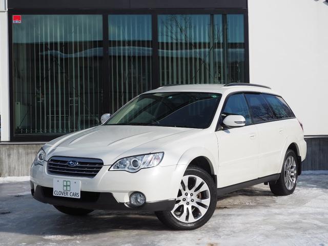 スバル 2.5i Sスタイル 4WD サビ無し道外車輌・純正ナビ・TV・Bカメラ
