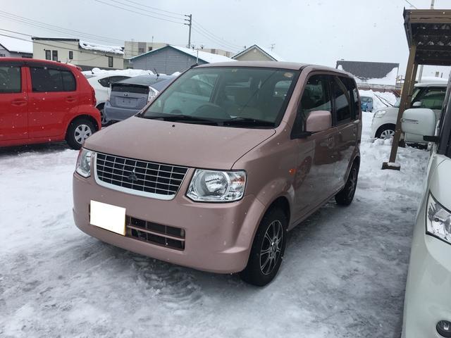 三菱 G 4WD キーレス CD ベンチシート シートヒーター