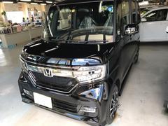 N BOXカスタムG・EXホンダセンシング4WD 助手席スーパースライドシート