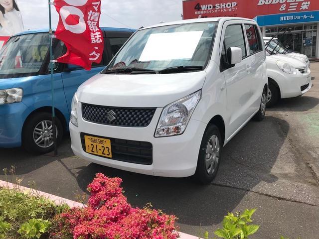 ワゴンR 車いす移動車 福祉車両 AT 修復歴無 オーディオ付