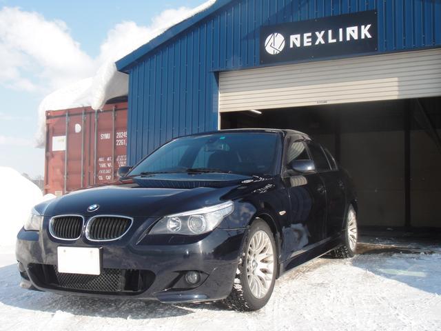 BMW 525i Mスポーツパッケージ 純正ナビ ETC