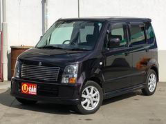 ワゴンRFT−Sリミテッド 4WD キーレス HID シートヒーター