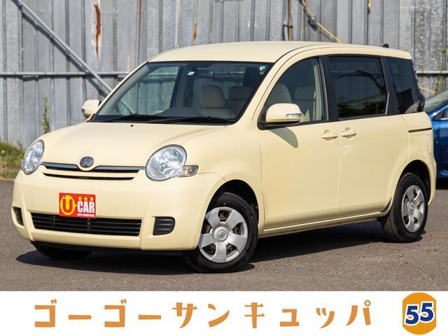 トヨタ X 純正CDデッキ キーレス 両側スライドドア