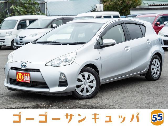 トヨタ S 純正CDデッキ キーレス アイドリングストップ