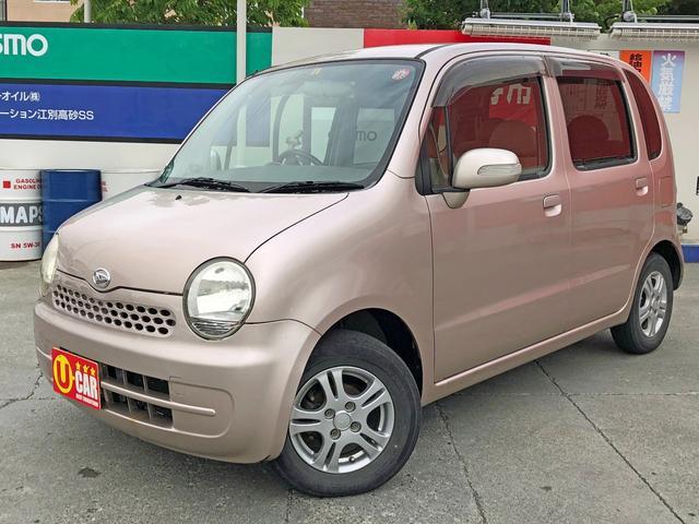 ダイハツ ムーヴラテ L 4WD キーレス CDオーディオ付