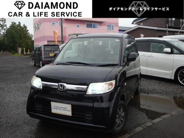 ホンダ Dスペシャル・4WD・即納車・HDDナビ・キーレス