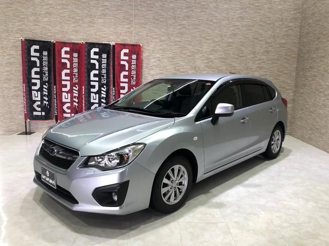 スバル インプレッサスポーツ 1.6i-L F5速 4WD 保証付