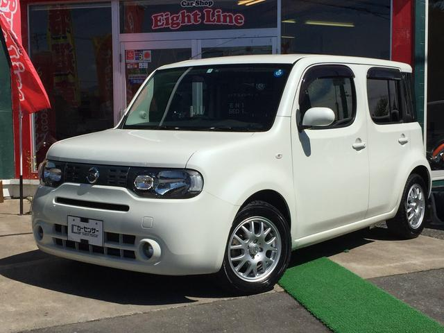 日産 15X FOUR Vセレクション 車検H32年1月まで