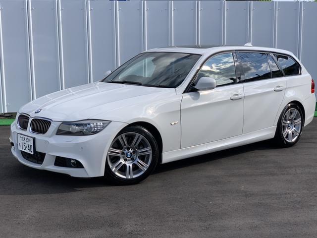 BMW 3シリーズ 335iツーリング Mスポーツパッケージ 車検R4年10月まで 内外装美車