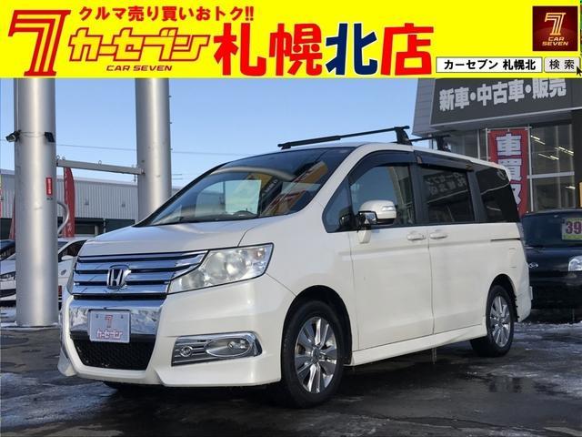 ホンダ S 純正ナビ Bカメラ ETC 4WD