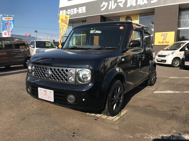 日産 14S FOUR ワンオーナー 純正ナビ 4WD