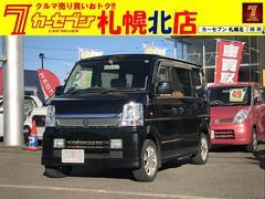 エブリイワゴンPZターボスペシャル 社外カーナビ 電動スライドドア 4WD