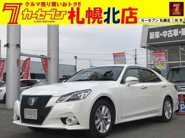 トヨタ アスリートGi-Four HDDナビ Bカメ ETC 4WD