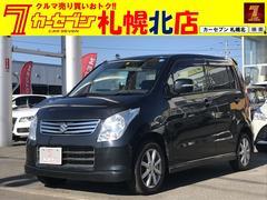 ワゴンRFXリミテッド 純正オーディオ プッシュスタート 4WD