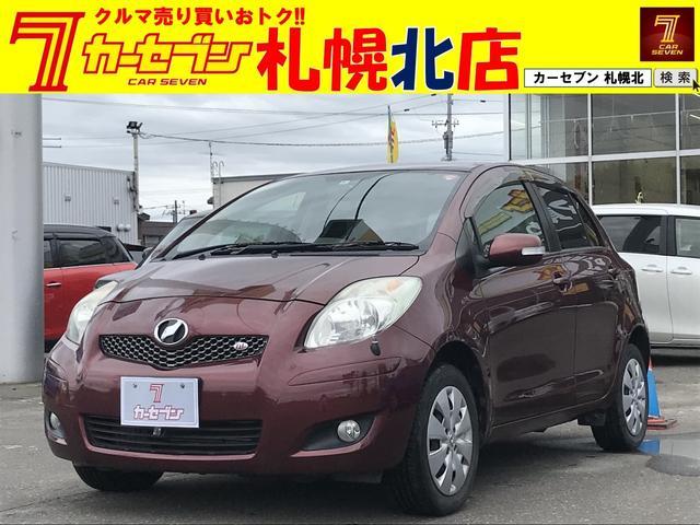 トヨタ アイル カーナビ 革シート プッシュスタート 4WD